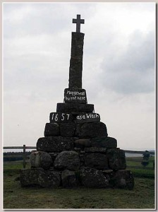 11 - Maggie Wall monument