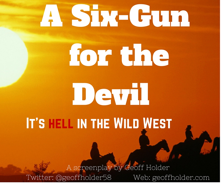A SIX-GUN FOR THE DEVIL