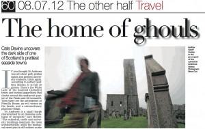 Sunday Herald pic