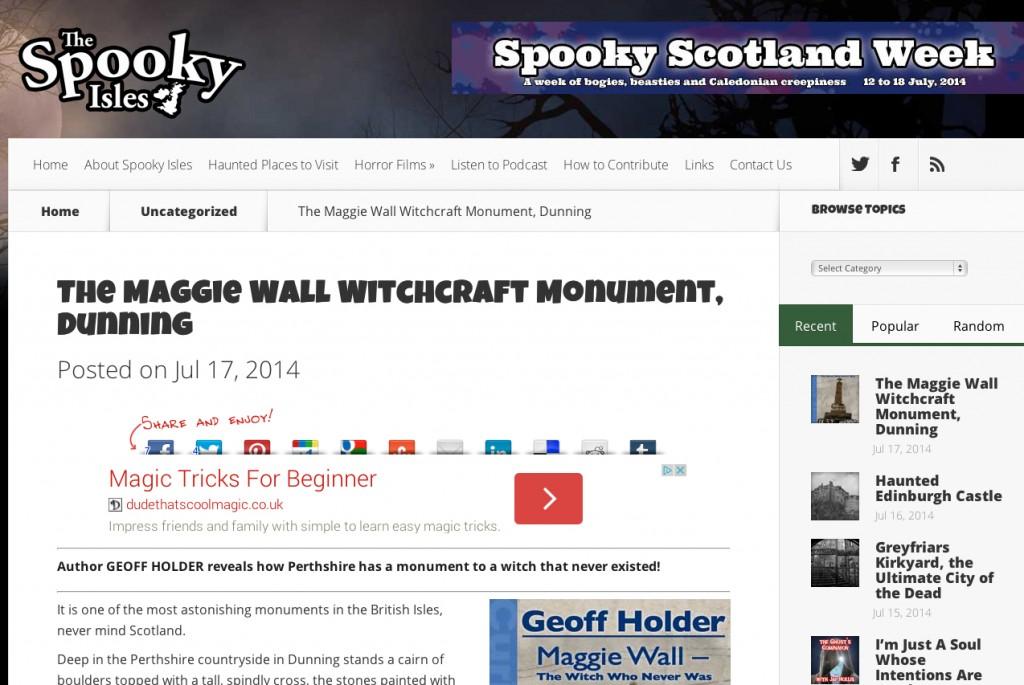 spooky isles MW